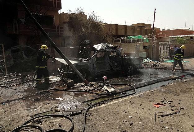 Irak'ta Canlı Bomba Saldırısı: 39 Ölü