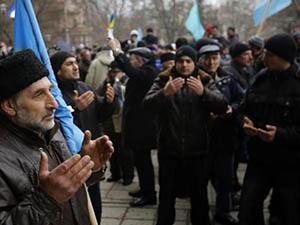 Kırım Tatarları: Vatanımız Tehlikede