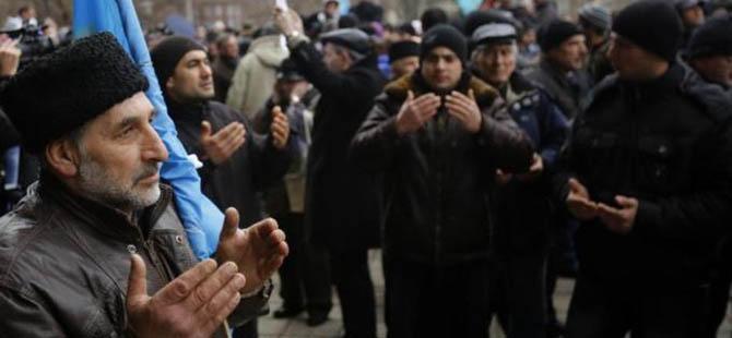 Rusya'ya Çağrı: Kırım Tatarlarına Yaptığınız Baskıya Son Verin