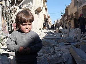 Suriyeli Çocukların Ölümle Oyunu