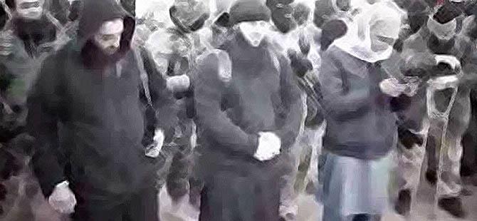 Muhacir Çeçen Savaşçılardan IŞİD'e Tepki