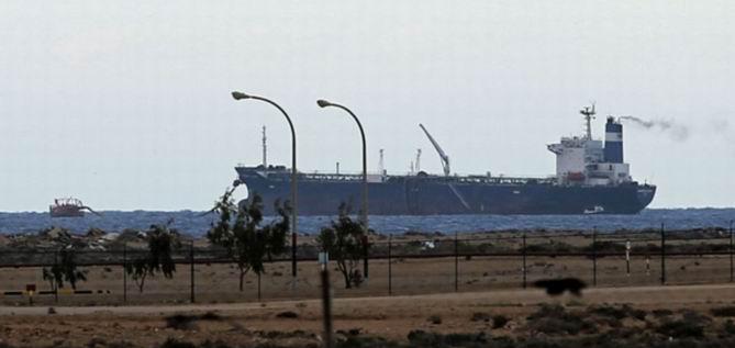 'Gemi Libya Hükümetinin Kontrolünde'