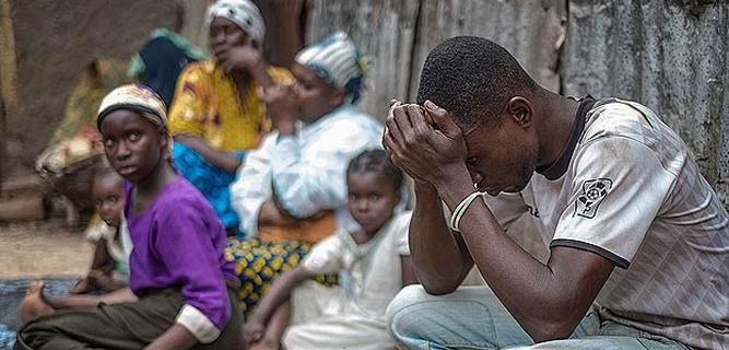Bangui'de Müslümanlar ''Sürgün ve Ölüm'' Arasında