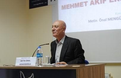 """Çorum'da """"Kur'an Şairi Mehmet Akif Ersoy"""" Semineri"""