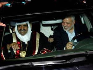 Katar Emirinden Gazze'ye Desteği Sürdürme Sözü