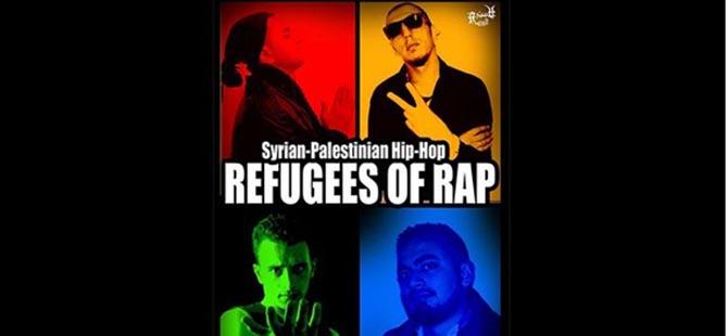 Suriyeli Rap Grubu, İnsani Krize Dikkat Çekmeye Çalışıyor!