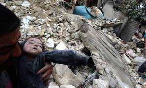 Esed Güçlerinin Saldırılarında 57 Kardeşimiz Katledildi