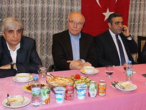 CHP'li Parti Meclisi Üyesi BDP'ye Oy İstedi