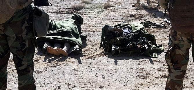 Afganistan'da 26 Taliban Mensubu Öldürüldü
