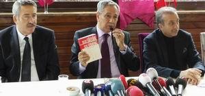 Arınç: KCK Tutukluları da Tahliye Edilmeli
