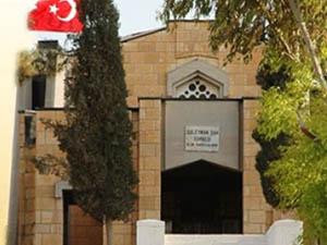 TSK'dan 'Süleyman Şah Türbesi' İddiasına Yalanlama