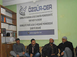 Ergani Özgür-Der Temsilciliği Açıldı