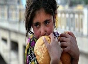 Şam'da 43 Kişi Açlıktan Öldü