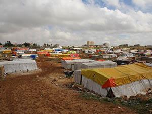 Ürdün'de Suriyeliler İçin Sığınacak Kamp Kalmadı
