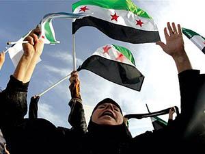 Suriye İntifadası 3 Yılı Geride Bıraktı