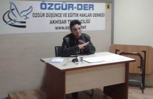 Akhisar'da ''Milli Eğitim İdeolojisi'' Semineri