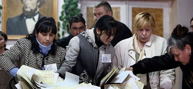 Kırım'da Referandum Yapıldı