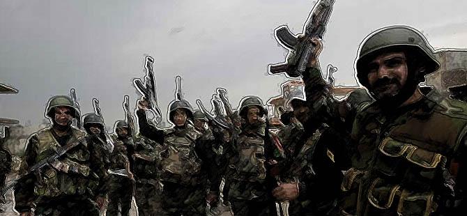 Suriye İslami Direnişi Yebrud'u Kaybetti