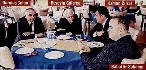 Cemaat ile CHP İttifakının Fotoğrafı mı?