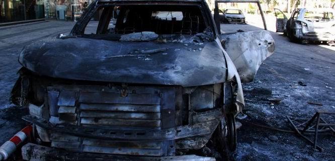 Libya'da Patlama: 5 Ölü