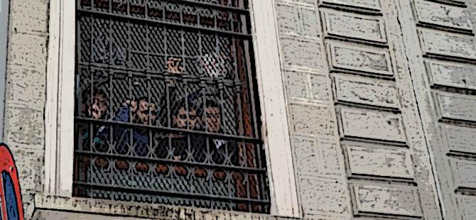 """""""Muhacir Kardeşlerimiz Sınırdışı Edilmesin"""""""