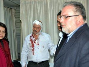 Van'da BDP'liler, AK Partililere Saldırdı: 5 Yaralı