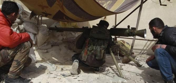 Rejime Bağlı 20 Asker Öldürüldü
