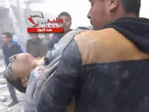 Vakum Katliamının Görüntüleri Yayınlandı (VİDEO)