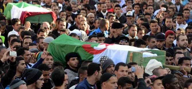 Cezayir'de Sağduyu Çağrısı