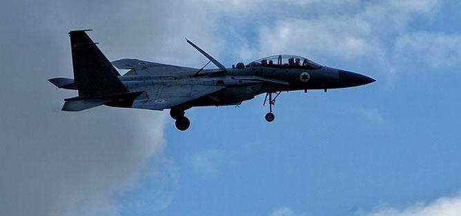 İsrail, Gazze Şeridi'ne Bir Dizi Hava Saldırısı Düzenledi
