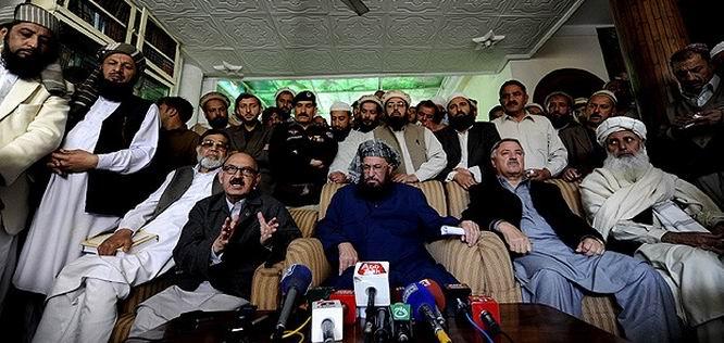 Pakistan Talibanı ile Müzakere Süreci