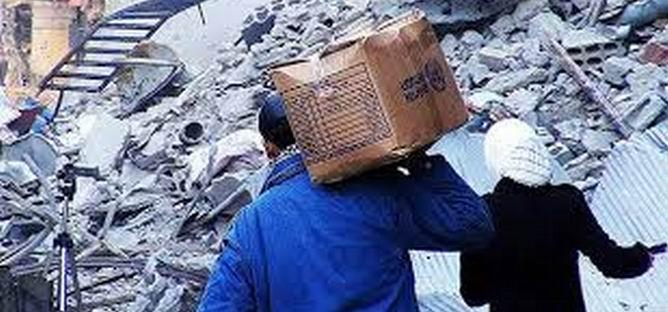 Yermuk'a Yeniden Yardım Giriyor