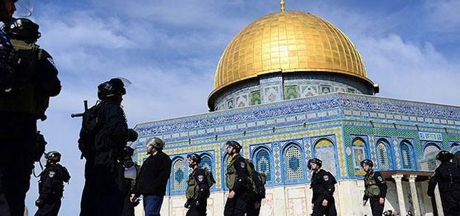 İsrailli Küstah Bakan: Aksa Müslümanlara Kapatılsın