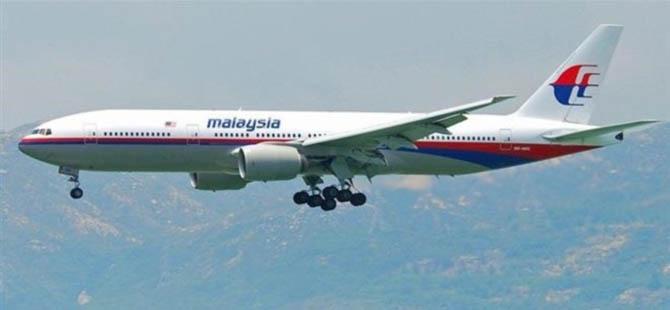 Malezya'nın Kayıp Uçağı Hakkında Açıklama