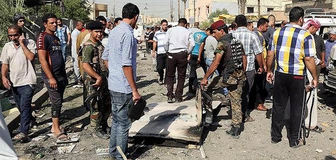 Irak'ta Saldırılar: 15 Ölü, 40 Yaralı