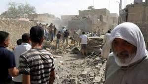 Irak Ordusu Enbar'ı Vurdu: 14 Ölü