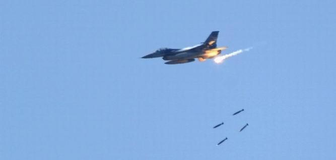 Saldırı Koalisyonu Yanlışlıkla Irak Askerlerini Vurdu