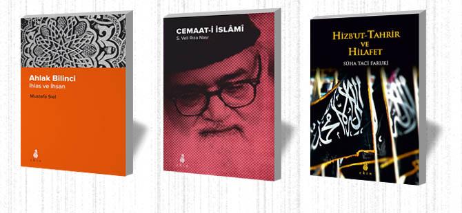Ekin Yayınları'ndan 3 Yeni Kitap!