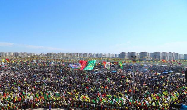Nevruz Kutlanıyor; Öcalan'ın Mektubu Okunacak