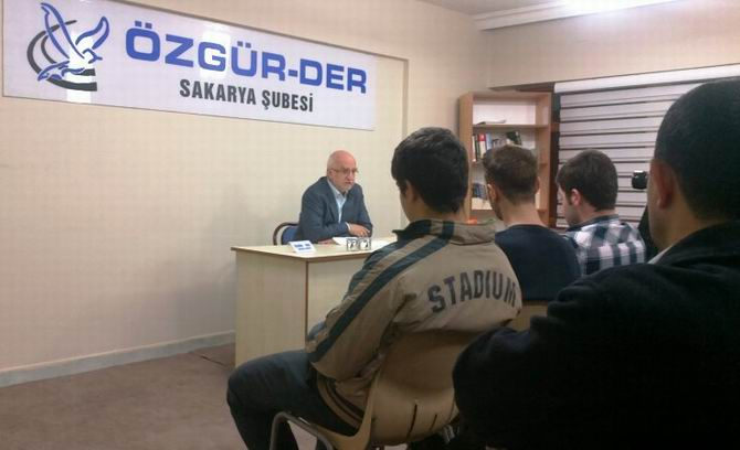 Sakarya'da Usuliddin Seminerleri Devam Ediyor