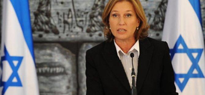 """Livni: """"Gazze Sınırına Yerin Altından Duvar Öreceğiz"""""""