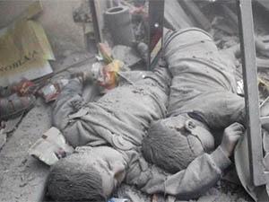 Suriye'de Dün 76 Kardeşimiz Katledildi