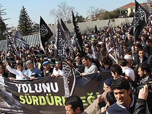 Şehit Umarov İçin Gıyabi Cenaze Namazı Kılındı