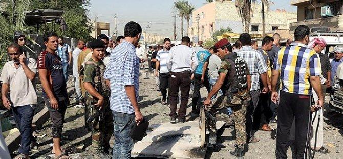 Irak'ta 2 Ayrı Saldırıda 19 Kişi Öldü