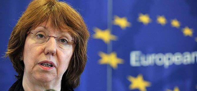 Avrupa Birliği'nden İsrail'e Tepki