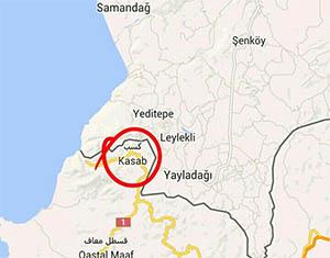 Keseb'de Şiddetli Çatışmalar Yaşanıyor (VİDEO)