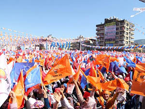 Erdoğan, Hatay Mitinginde Reyhanlı Faillerine Dikkat Çekti