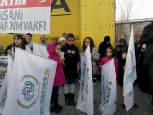 Bartın'dan Suriyeli Kardeşlerine Yardımlar Sürüyor