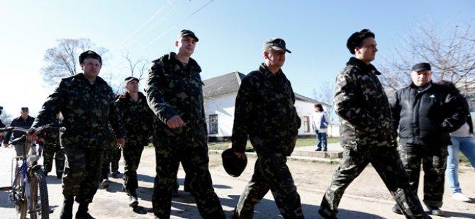Rus Askerleri, Askeri Üssü Ele Geçirdi