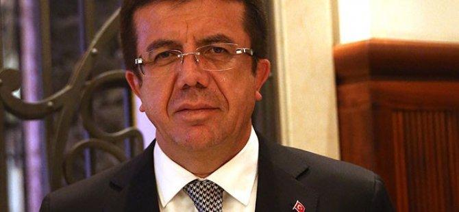 """Ekonomi Bakanı Zeybekci: """"Senin Haddine Değildir"""""""